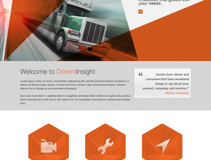 DriversInsight Website