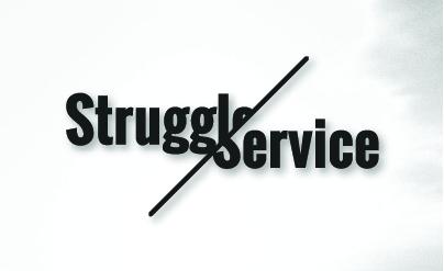 struggle:service